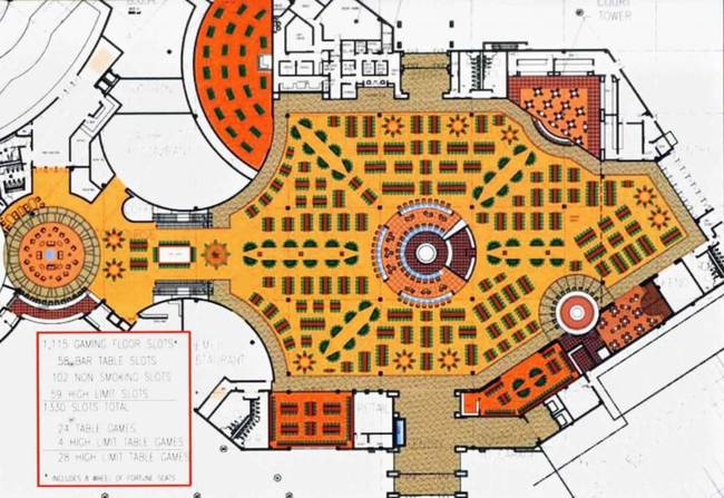 3.) Casinos are set up like giant mazes to intentionally get you lost so you never leave.