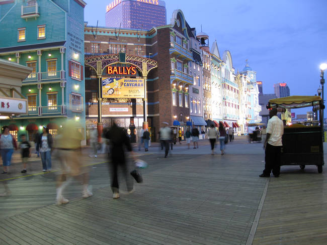1.) In the first fifteen years Atlantic city had casinos, violent crime rose by 199% and larceny skyrocketed 481%.